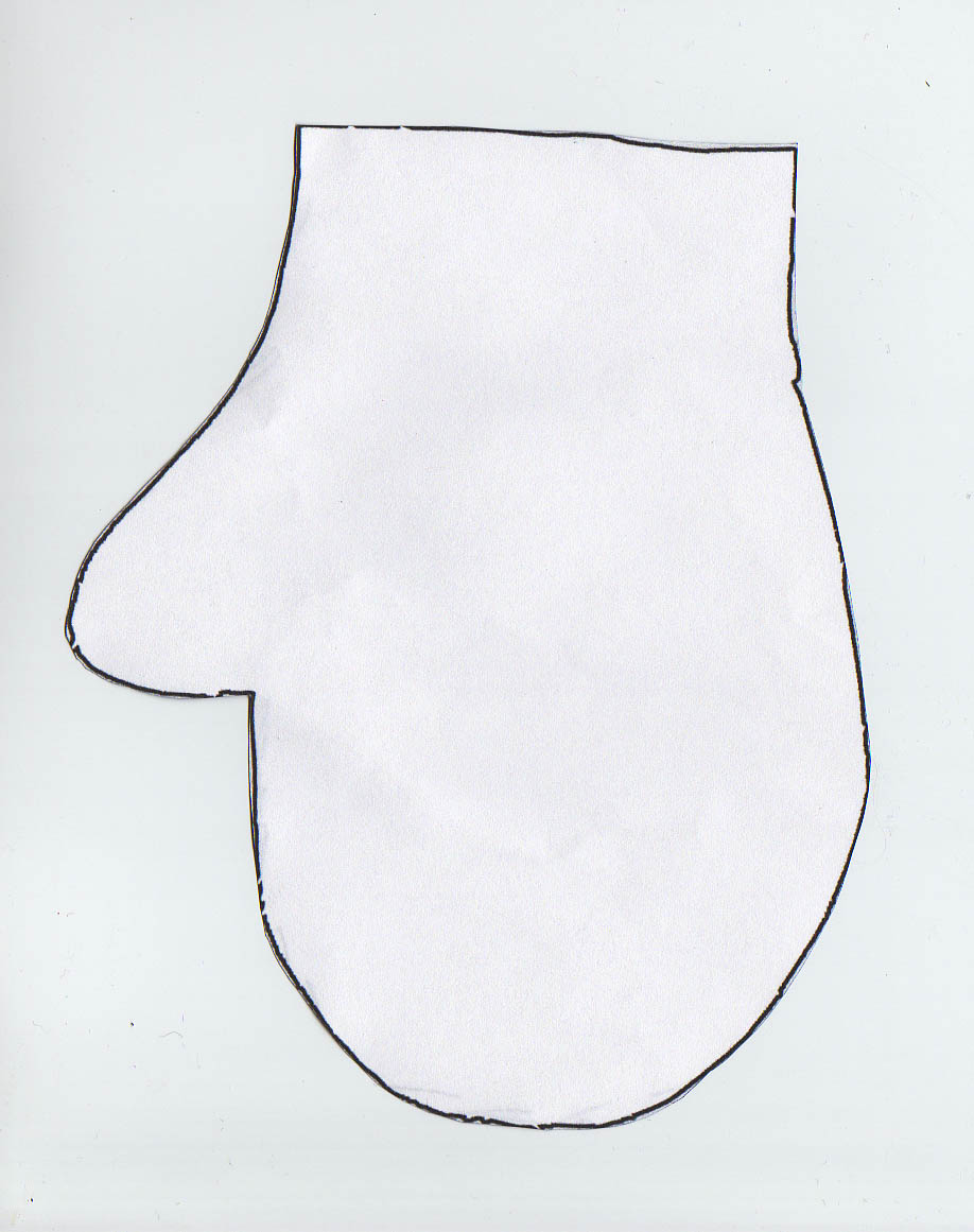 918 x 1161 131 kb jpeg printable mitten pattern sewing